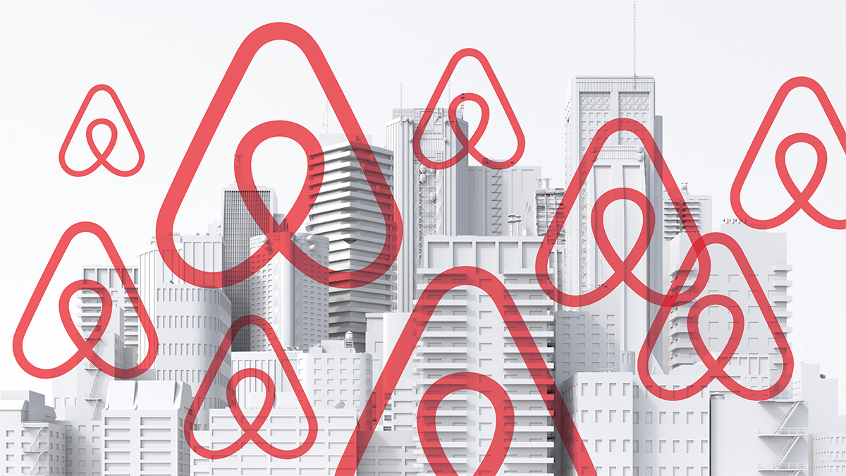 airbnb effect on the rental market