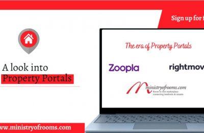 The era of Property portals