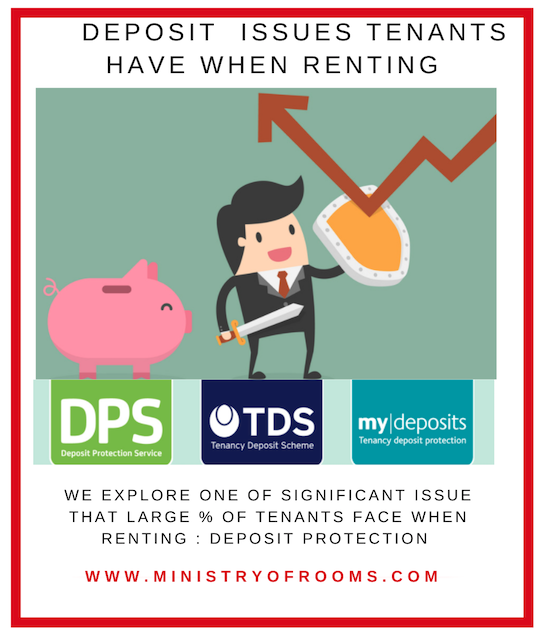Common issues tenants have when renting